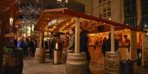 bar hutte