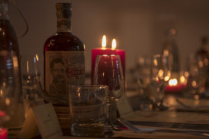 VIP event Manchester Don Papa Rum