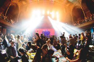 Bongos Bingo - Albert Hall